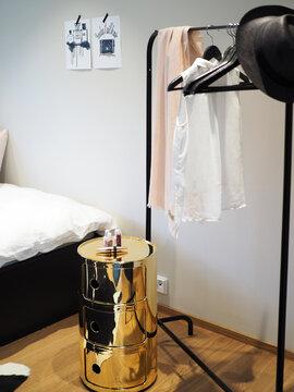 Makuuhuone kohteessa LakkaLaine, Asuntomessut 2015 Vantaa
