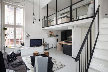 Viikon valinnat: loft-asunnot ja teollinen tyyli inspiroivat