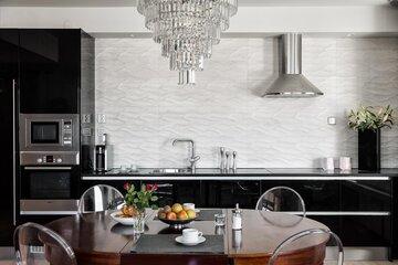 Tyylikkäitä materiaaleja keittiössä