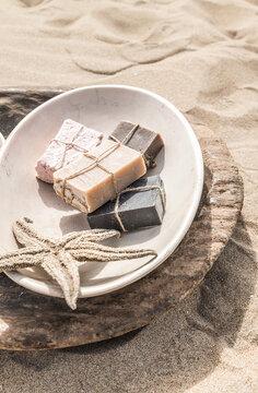 Ihanat käsintehdyt saippuat