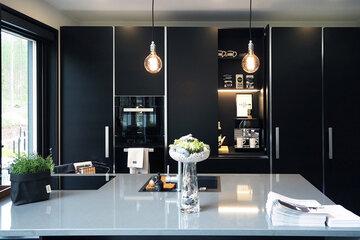 Keittiön suunnittelu – ideoita asuntomessuilta