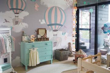 Viikon valinnat: leikkisä lastenhuoneen sisustus