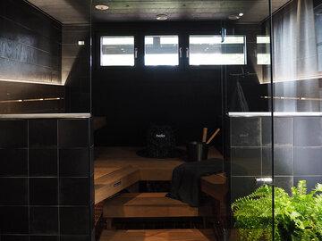 Sauna kohteessa Pohjanmaa, Asuntomessut 2016 Seinäjoki