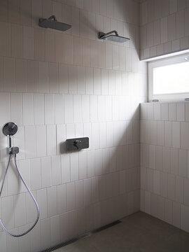Kylpyhuone kohteessa Talo Koskela, Asuntomessut 2016 Seinäjoki
