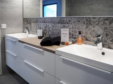 WC kohteessa Suola ja pippuri, Asuntomessut 2016 Seinäjoki