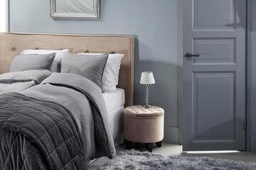 Pehmeää samettia makuuhuoneessa