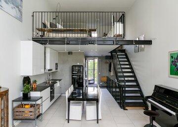 Uniikki loft-koti