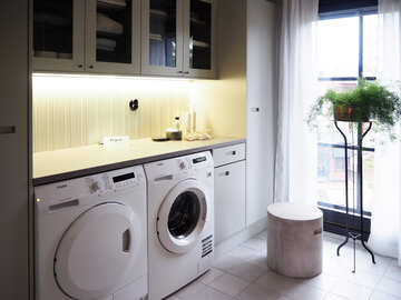 Kodinhoitohuone kohteessa Pohjanmaa, Asuntomessut 2016 Seinäjoki