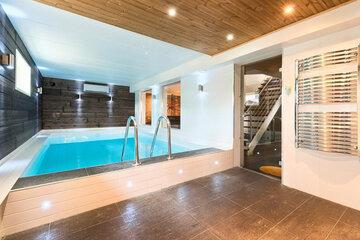 Unelmien uima-allas kotona