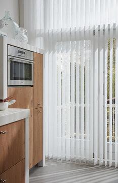 Lamellikaihtimet sopivat suuriin ikkunoihin