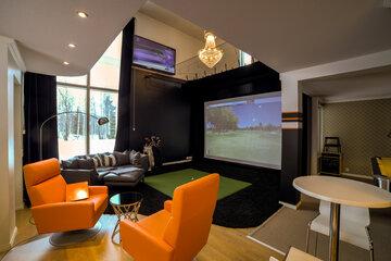 Golf-harrastajan unelmakoti