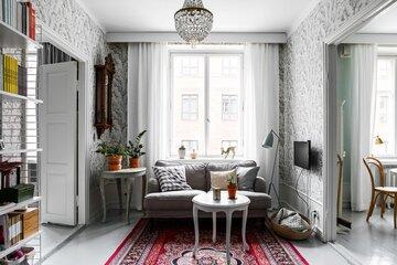 Pieni olohuone – viisi vinkkiä viihtyisään sisustukseen