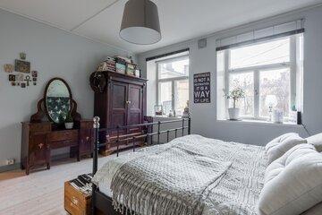 Historian havinaa ja tunnelmaa makuuhuoneessa