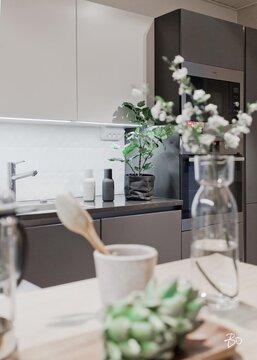 Kauniit yksityiskohdat tuovat tunnelmaa keittiöön