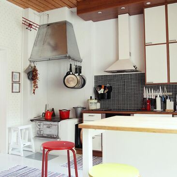 Retro-Vintage keittiö 1148590