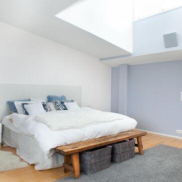 Skandinaavinen makuuhuone 9462174