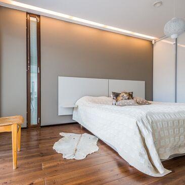 Moderni makuuhuone 9679598