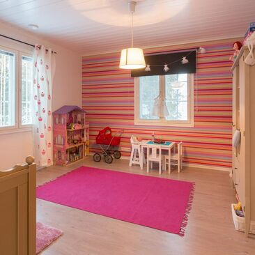Perinteinen lastenhuone