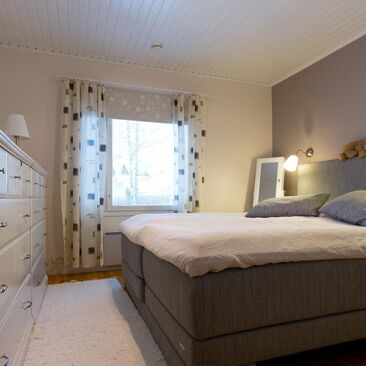 Moderni makuuhuone 9839355