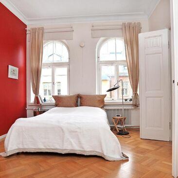 Perinteinen makuuhuone 1132839