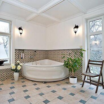 Perinteinen kylpyhuone 7560592