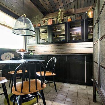 Perinteinen keittiö 7632243