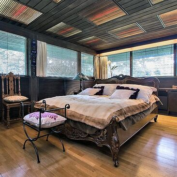 Perinteinen makuuhuone 7632243