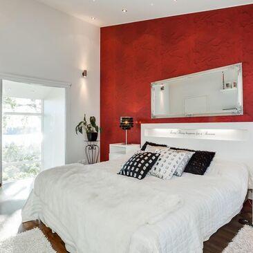 Moderni makuuhuone 1162287