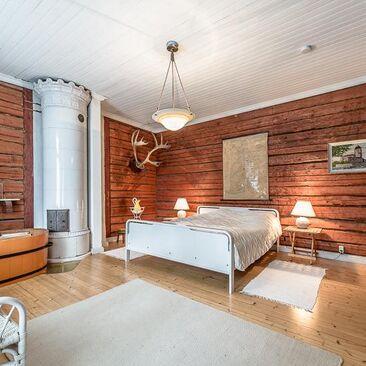 Maalaisromanttinen makuuhuone 7639962