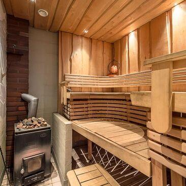 Skandinaavinen sauna 7660356