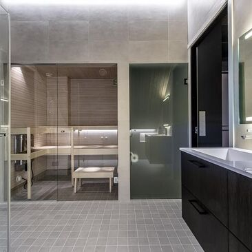 Moderni kylpyhuone 7661870