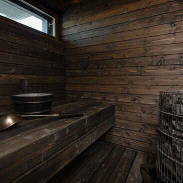 Skandinaavinen sauna 7667855