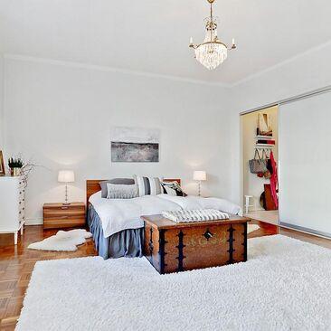 Skandinaavinen makuuhuone 9814109