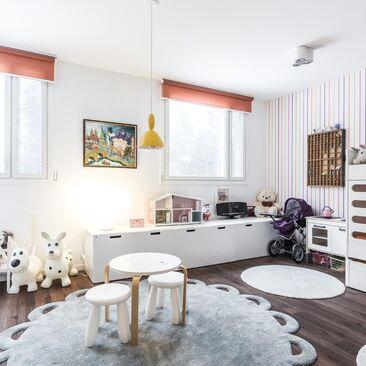 Skandinaavinen lastenhuone 9691256
