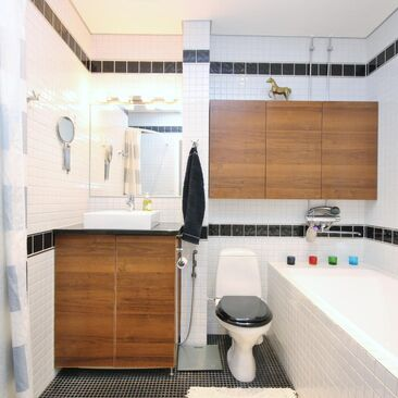 Skandinaavinen kylpyhuone 9885292