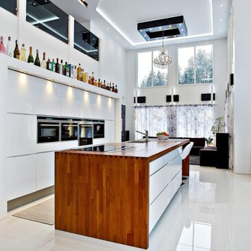 Moderni keittiö 9672984