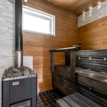 Perinteinen sauna