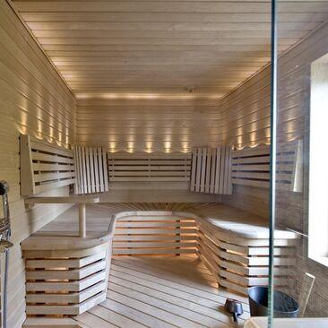 Perinteinen sauna 7656204