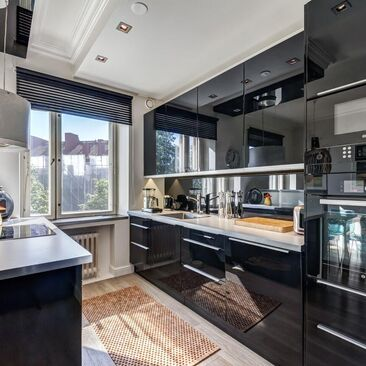 Moderni keittiö 7646889