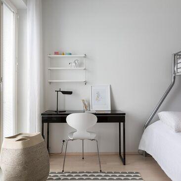 Skandinaavinen makuuhuone 9654078