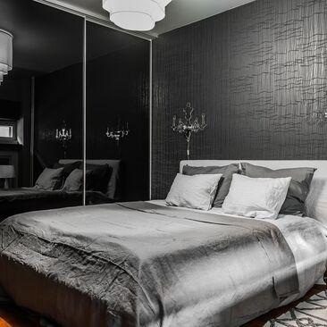 Moderni makuuhuone 9733248
