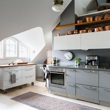 Moderni keittiö 9425964