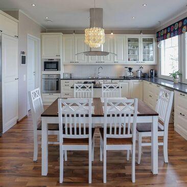 Maalaisromanttinen keittiö a44889