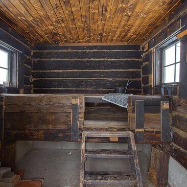 Perinteinen sauna 7677865