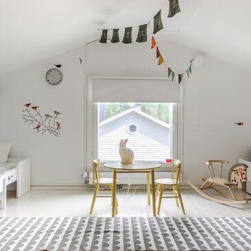 Skandinaavinen lastenhuone