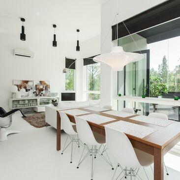 Design-klassikoilla sisustettu koti on ajaton