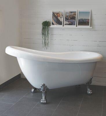 Klassinen tassuamme kylphuoneessa tuo ripauksen ylellisyyttä ja tuulahduksen menneiltä ajoilta