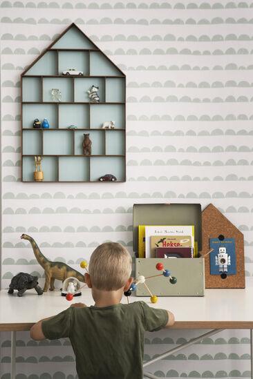 Käytännöllisyys ja ilmeikkyys korostuvat lastenhuoneen sisustuksessa