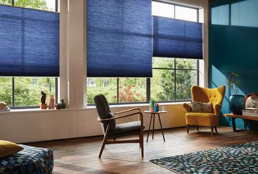 Omaan kotiin ja tyyliin sopivat kaihtimet antavat ilmettä ikkunoille