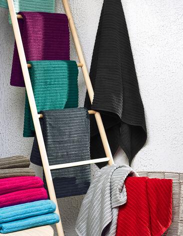 Luhdan laadukkaissa Aalto-pyyhkeissä on kaunis tekstuuri ja herkulliset värit